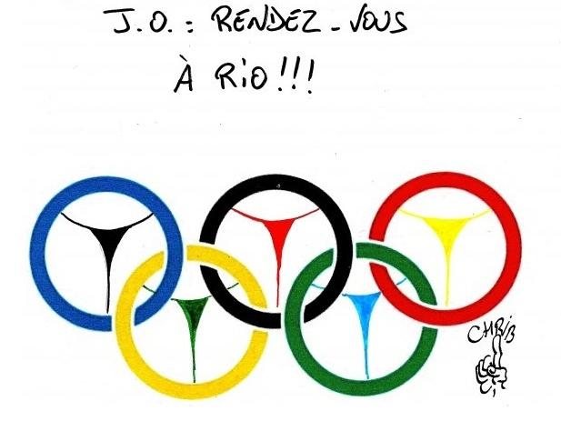 Ouverture des J.O. - Page 2 Rio10