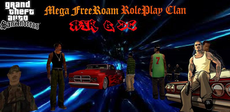Mega FreeRoam RolePlay [MFR]