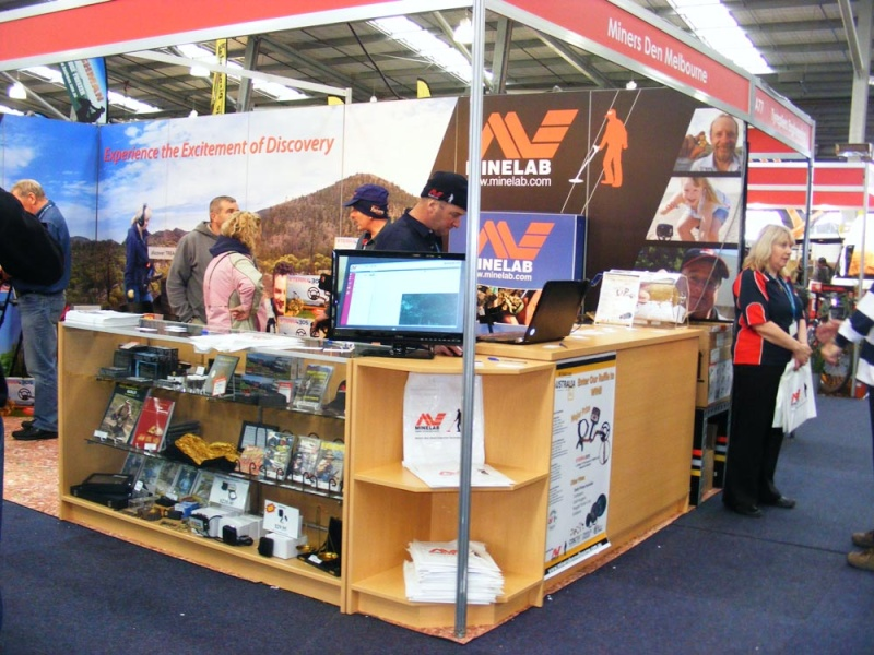 Miners Den Australia will be at the Melbourne 4x4 Outdoor Show! Great specials & Giveaways Expo410
