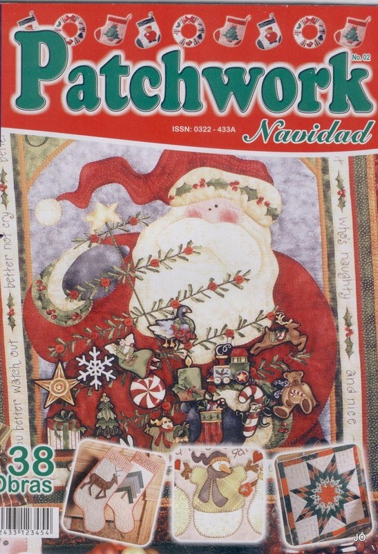patch navideño (revista completa) 112