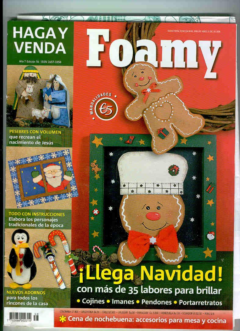 Revista Foamy: Llega Navidad Img10