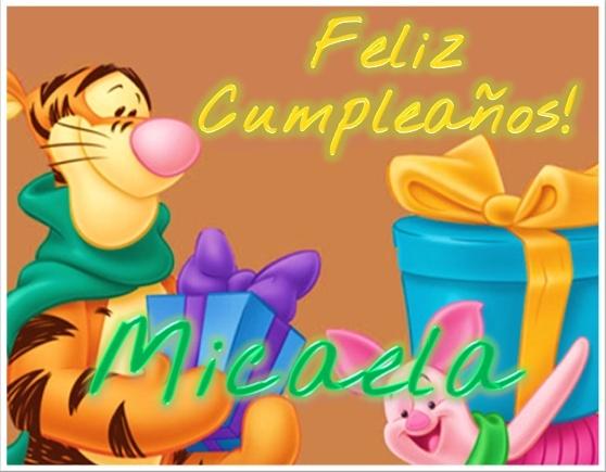 Feliz Cumple Mica Micael10
