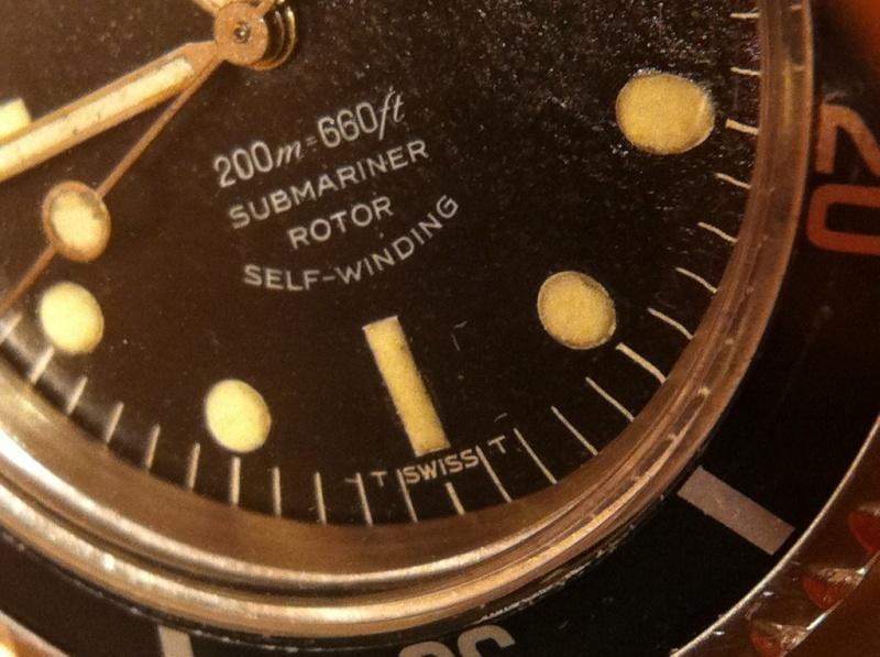 Reference couronne Rolex pour Tudor 7016 69070a10
