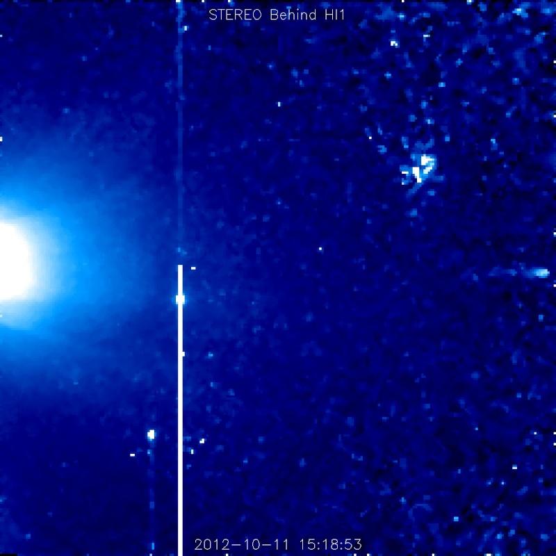 Observando algo cerca del Sol ¿...? 20121013