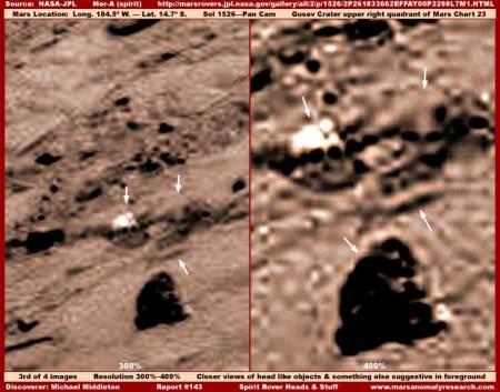 Ciudades en Marte?? 3-143-10