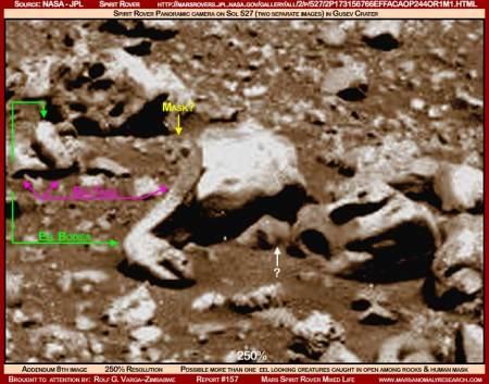 Ciudades en Marte?? 9-157-10