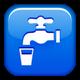Evier/Douche/Lavabo/Pompe à eau/Frostcontrol/Raccord