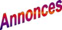 Annonces Admin / Modo
