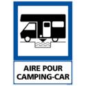 Aires/Campings en France