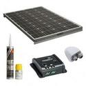 Panneau solaire/éolienne