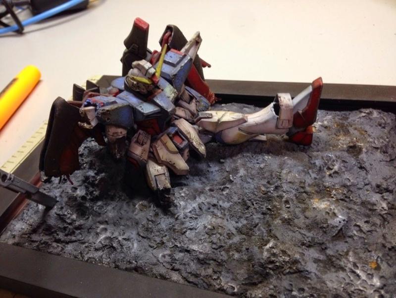 Défi moins de kits en cours : Diorama figurine Reginlaze [Bandai 1/144] *** Nouveau dio terminée en pg 5 - Page 3 22056-11