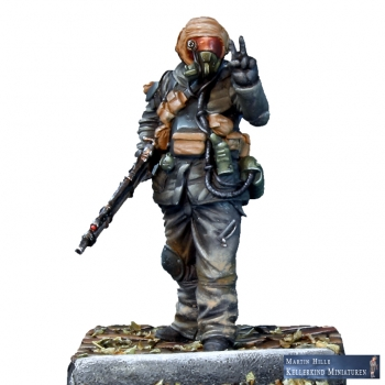 """""""Sniper"""" Figurine Kellerkind Miniaturen 1/35 (FINI) 50033a11"""