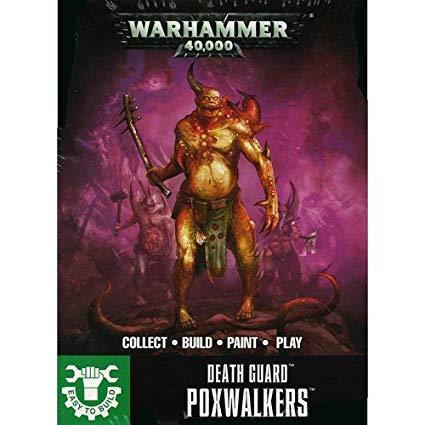 Death Guard Poxwalkers- figurine Warhammer 51vrzm11