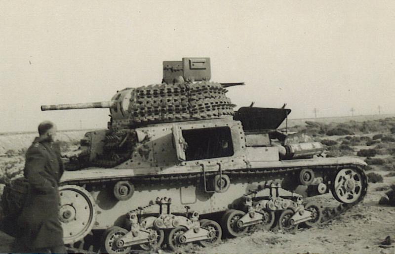 Carro Armato M14/41 Italeri 1/35 (FINI) - Page 3 58577810