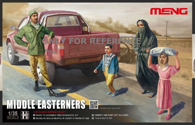 Afghanistan scène 1 - Figurines Djitis Production + figurine Meng 1/35 (FINI) - Page 2 59300010