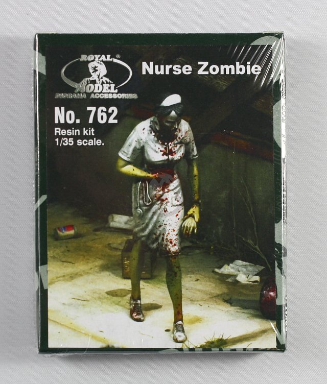 Crazy Hospital 1/35 (FINI) 762-210