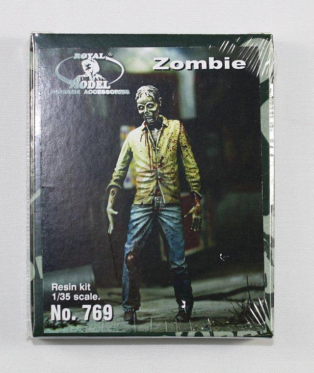 2077 - Zombie extermination - 1/35 scratch (FINI) - Page 2 769-210