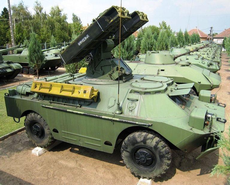 SA-9 Gaskin - Dragon 1/35 (FINI) 92ac4110