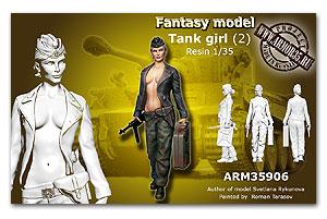 Skull Clan - diorama 1/35 - Dragon + MB Arm35910