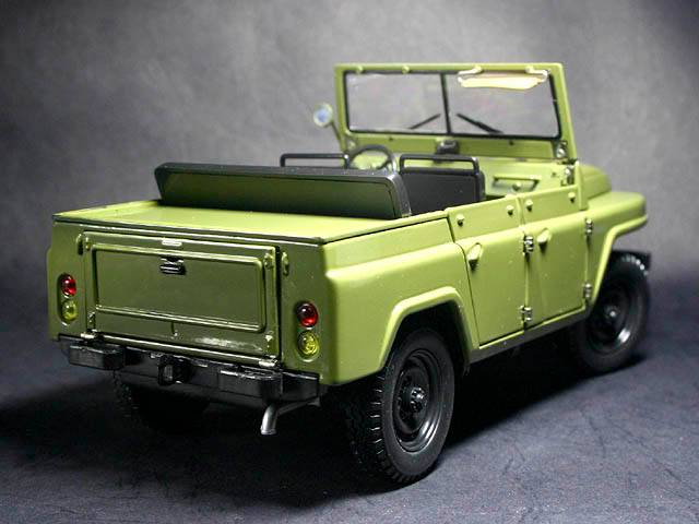 Jeep chinoise BJ212 Trumpeter 1/35 (FINI) Bejing10