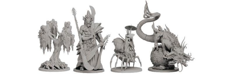 Jorogomu - figurine CMON (Arachnophobe s'abstenir!) Expans11