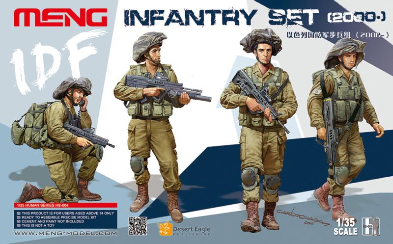Défi noir & blanc : Palestine - figurine Meng + figurine MB 1/35 *** Terminé en pg 1 Hs-00410