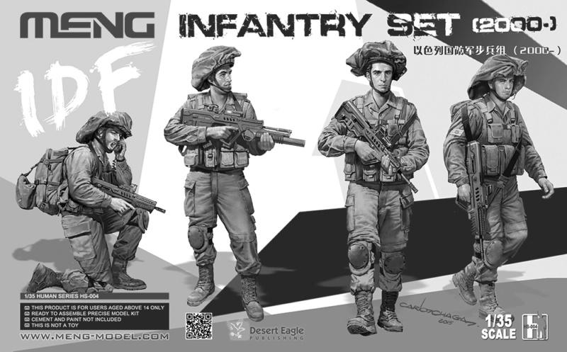 Défi noir & blanc : Palestine - figurine Meng + figurine MB 1/35 *** Terminé en pg 1 Hs-00411