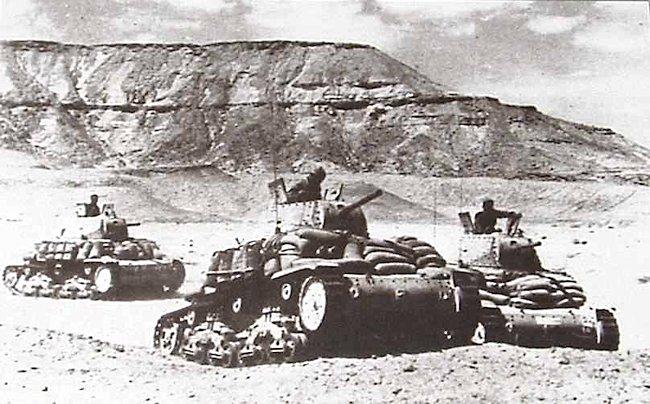 Carro Armato M14/41 Italeri 1/35 (FINI) - Page 2 M13-4010