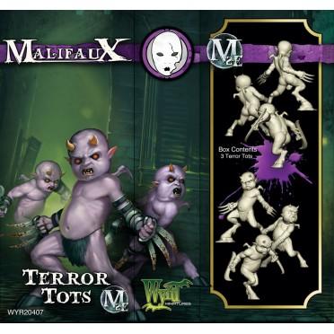 Killjoy vs Terror Tots - figurine Malifaux (FINI) Malifa11