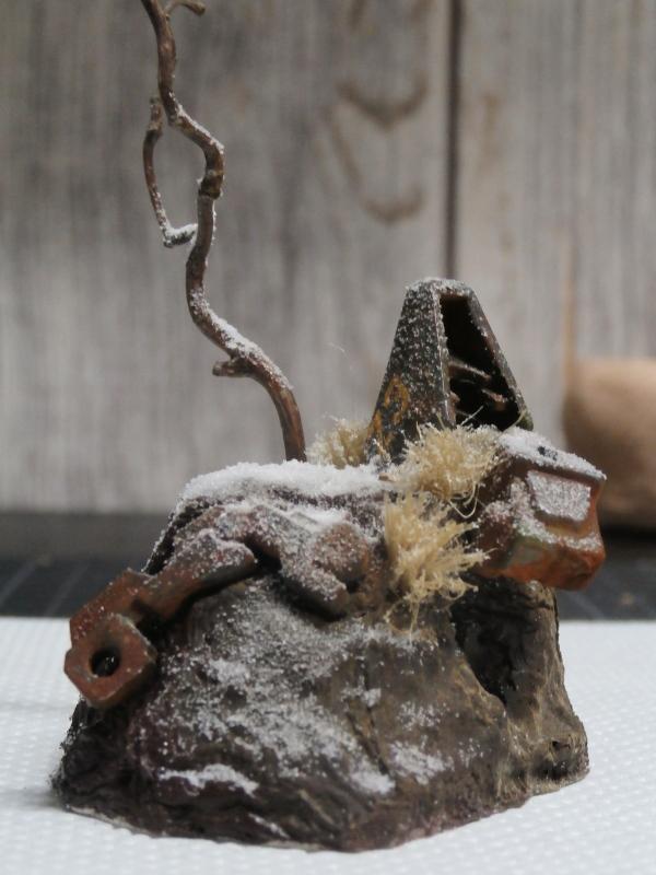 Cultistes du chaos - figurine Warhammer (FINI) P1120012