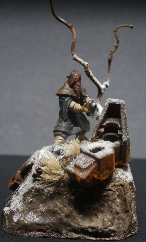 Cultistes du chaos - figurine Warhammer (FINI) P1120014