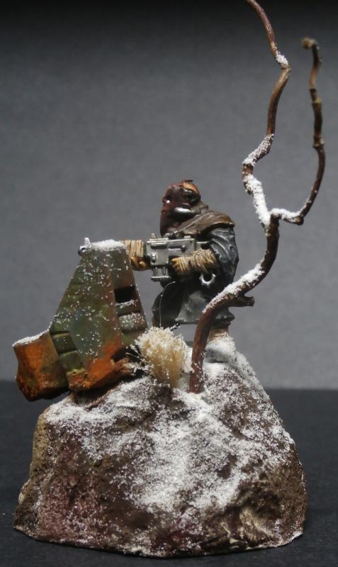Cultistes du chaos - figurine Warhammer (FINI) P1120017