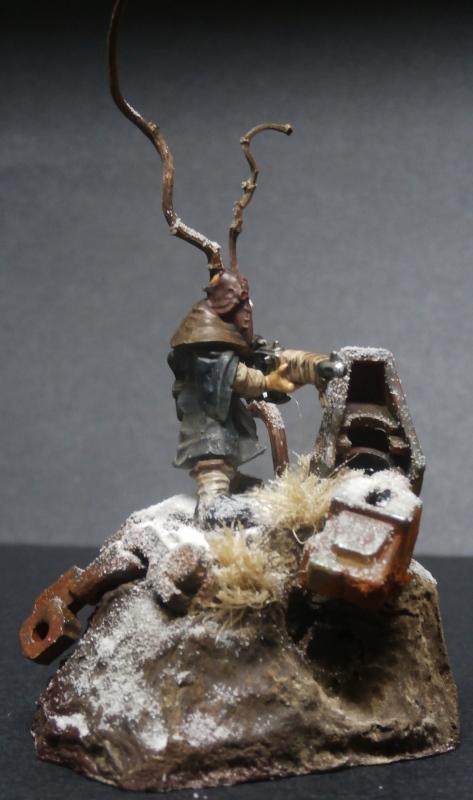 Cultistes du chaos - figurine Warhammer (FINI) P1120018