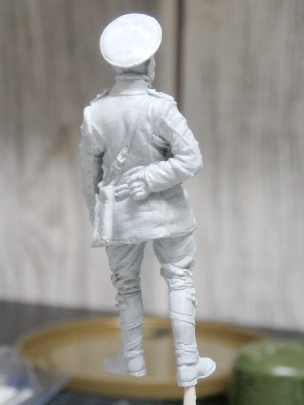 Pilote russe 14-18 figurine Kellekind Miniaturen 1/32 (FINI) P1130014