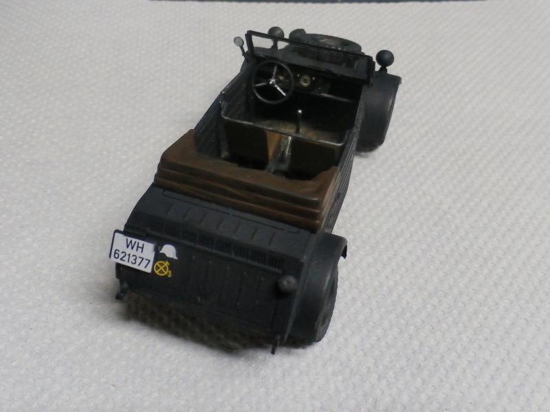 "F.I.A ""Drache"" figurine Maim 1/35 + Kubelwagen Revell 1/35 (FINI) P1160012"