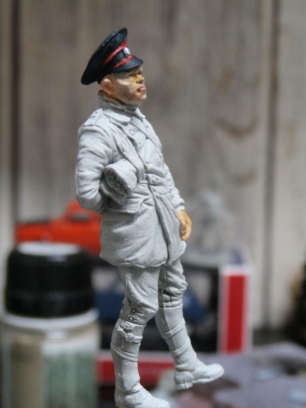Pilote russe 14-18 figurine Kellekind Miniaturen 1/32 (FINI) P1170013
