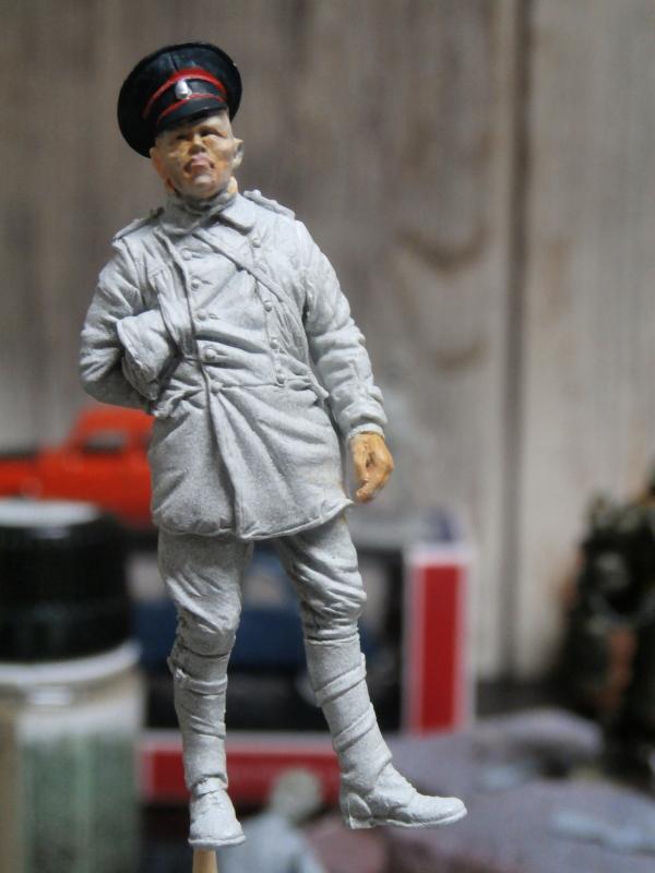 Pilote russe 14-18 figurine Kellekind Miniaturen 1/32 (FINI) P1170015