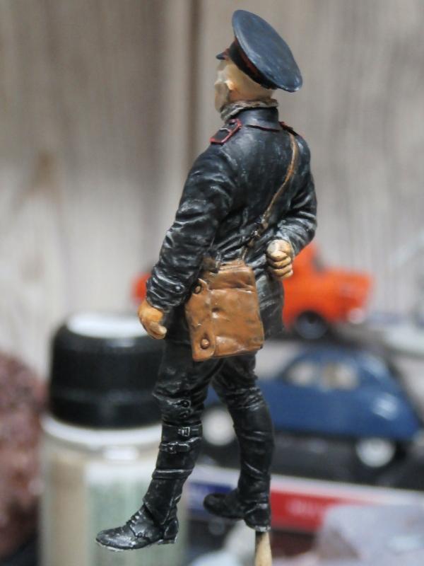 Pilote russe 14-18 figurine Kellekind Miniaturen 1/32 (FINI) P1170016