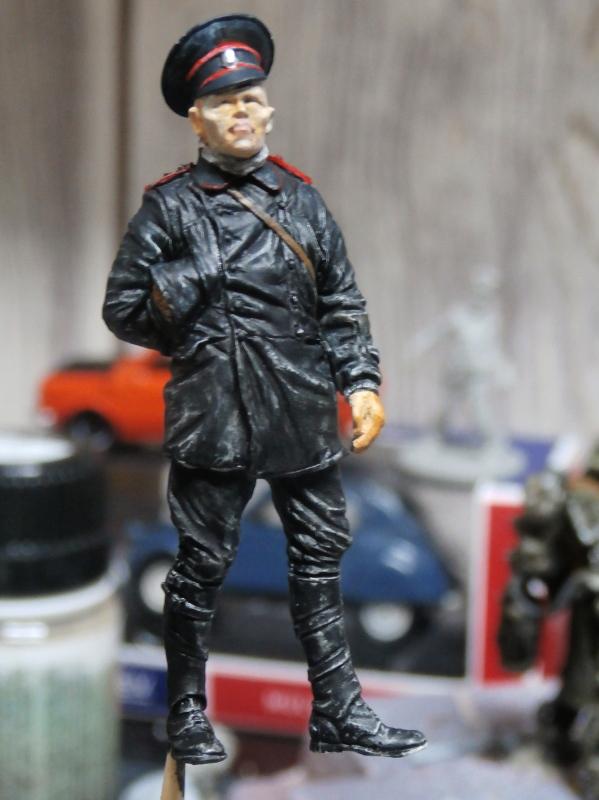 Pilote russe 14-18 figurine Kellekind Miniaturen 1/32 (FINI) P1170017