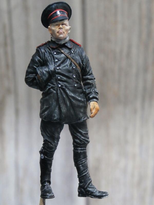 Pilote russe 14-18 figurine Kellekind Miniaturen 1/32 (FINI) P1180020