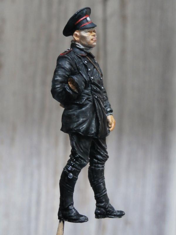 Pilote russe 14-18 figurine Kellekind Miniaturen 1/32 (FINI) P1180021