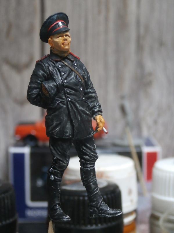 Pilote russe 14-18 figurine Kellekind Miniaturen 1/32 (FINI) P1260019