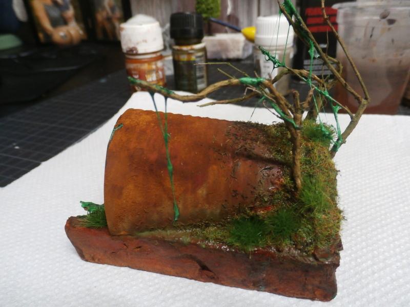 L'abri - figurine zombicide (FINI) P2200012