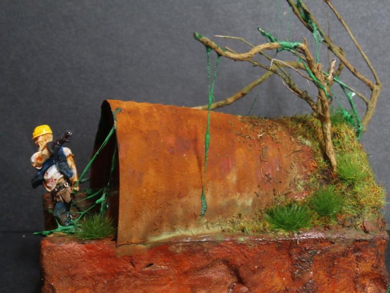 L'abri - figurine zombicide (FINI) P2210012