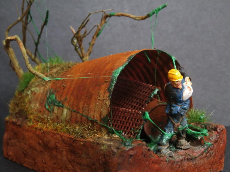 L'abri - figurine zombicide (FINI) P2210015