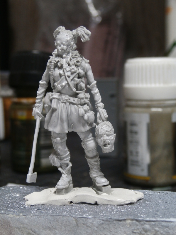 Partie de chasse - Figurine Kellerkind Miniaturen (FINI) P2220010