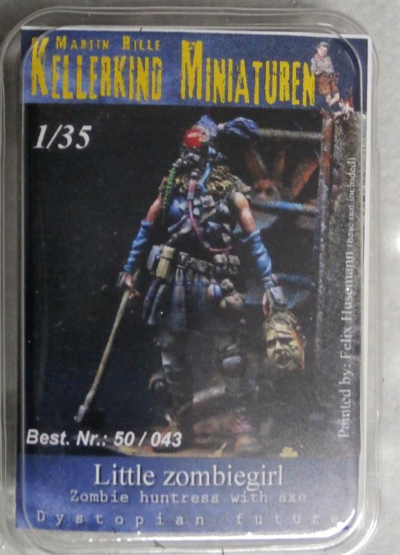 Partie de chasse - Figurine Kellerkind Miniaturen (FINI) P2220012