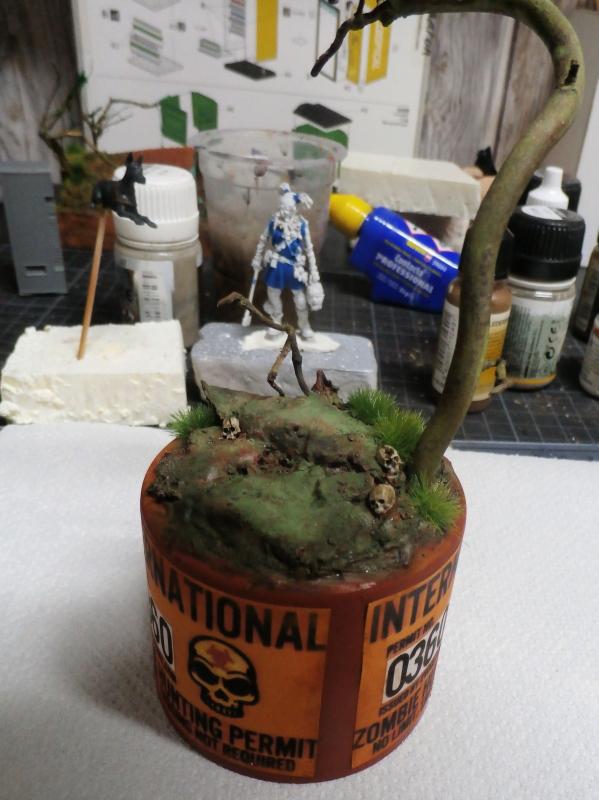Partie de chasse - Figurine Kellerkind Miniaturen (FINI) P2220016