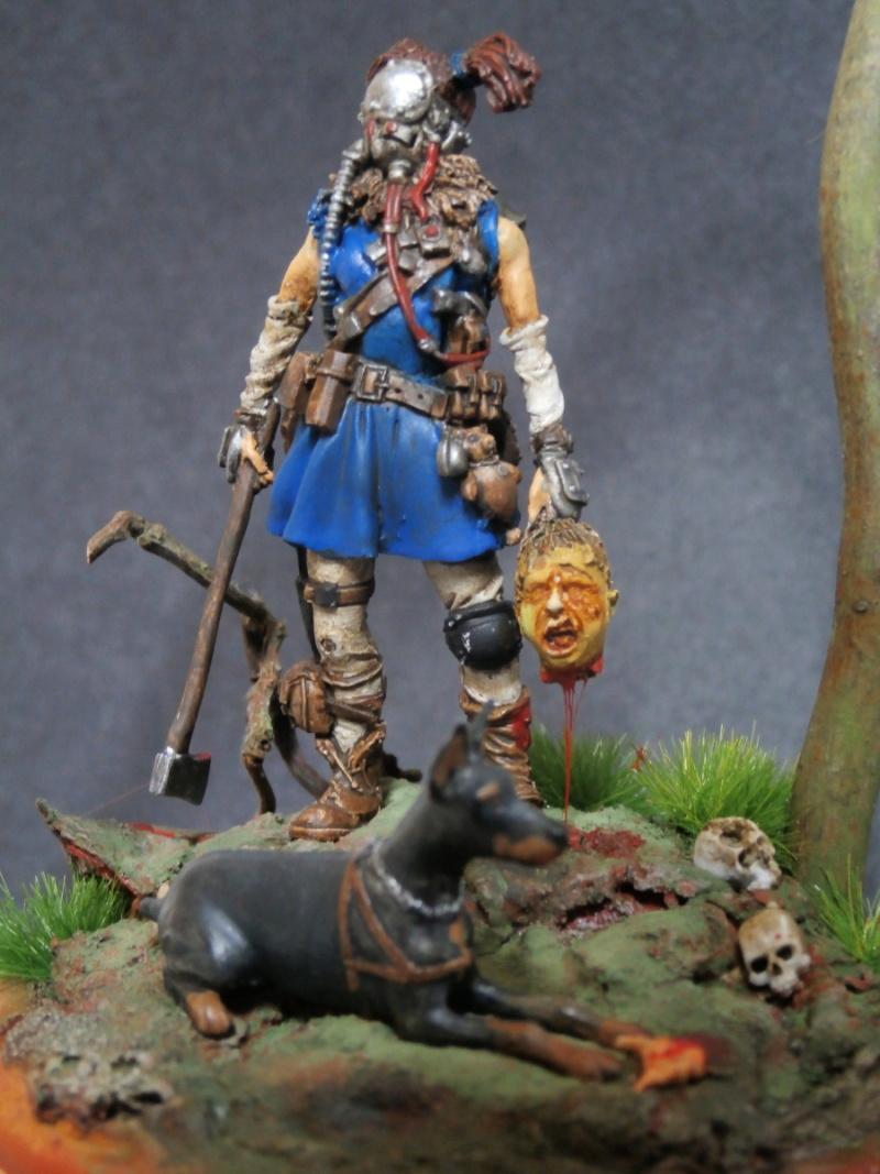 Partie de chasse - Figurine Kellerkind Miniaturen (FINI) P2230014