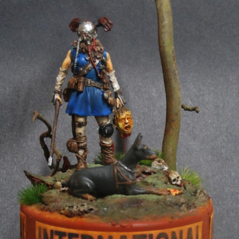 Partie de chasse - Figurine Kellerkind Miniaturen (FINI) P2230015